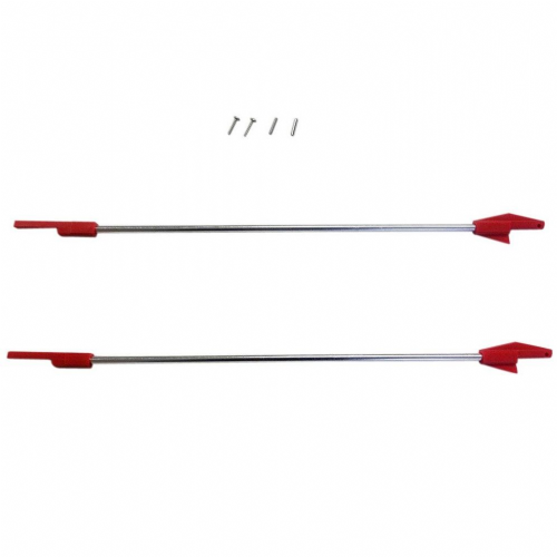Gullsweep Aluminium Rod Replacement Set